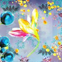 Posiadamy bardzo rozbudowaną bazę ręcznie rysowanych i malowanych motywów kwiatowych, które stosujemy w projektach.