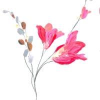 delikatny pastelowy wzor kwiatowy 1 2