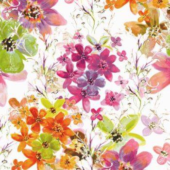 kolorowy wzor kwiatowy 1