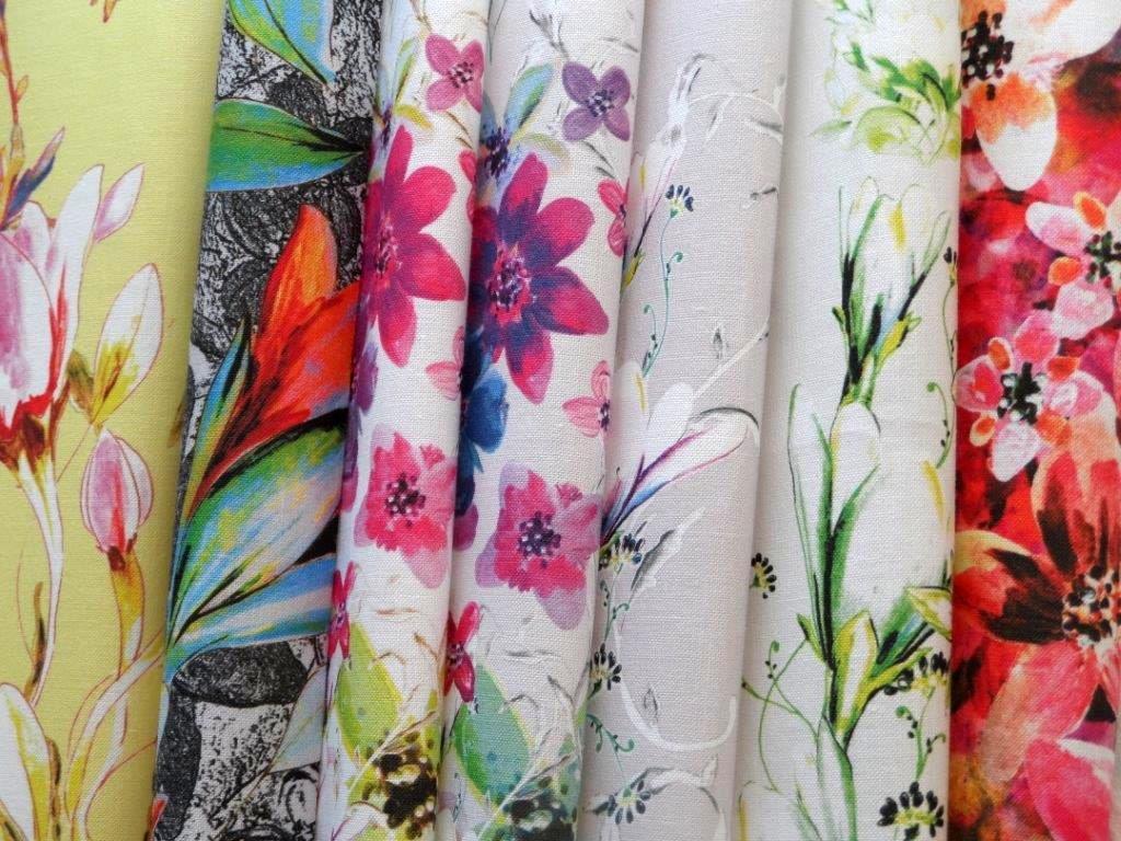 nadruk na tkaninach