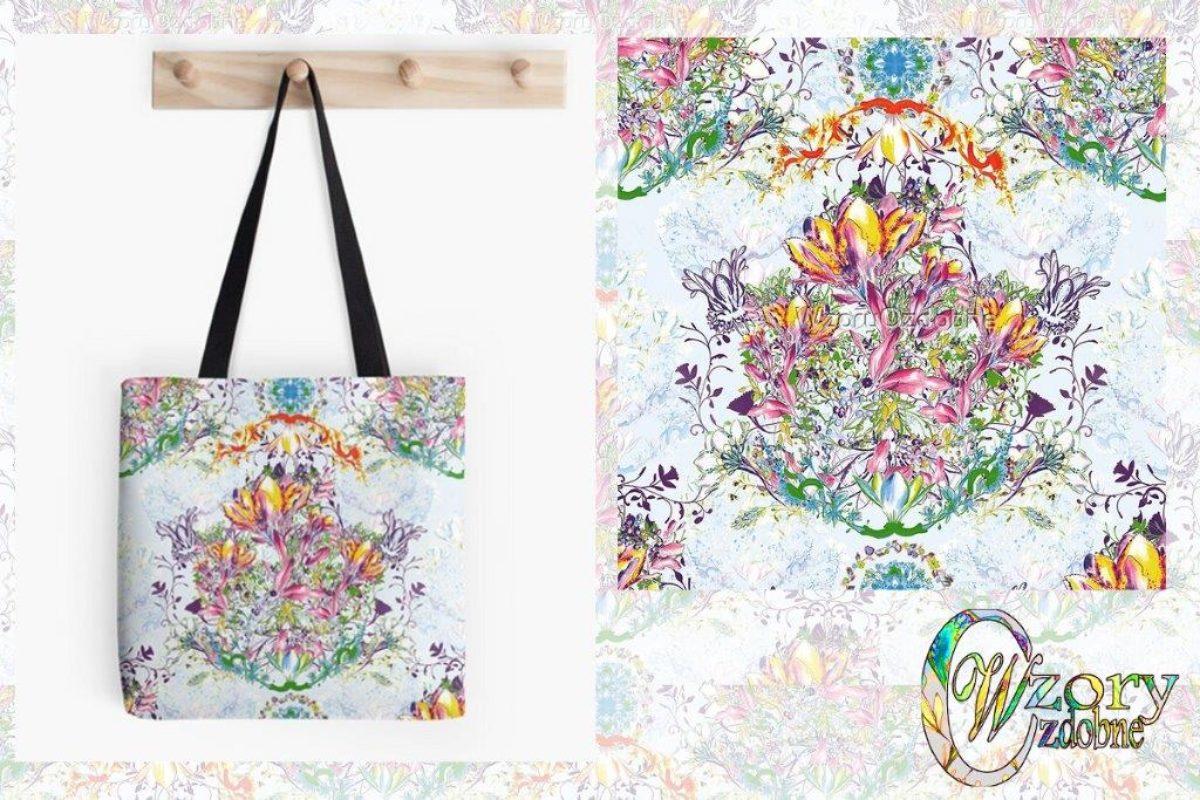 Oriental by wzory ozdobne